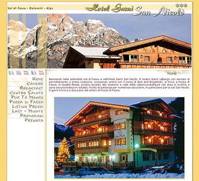 Hotel Garnì San Nicolò